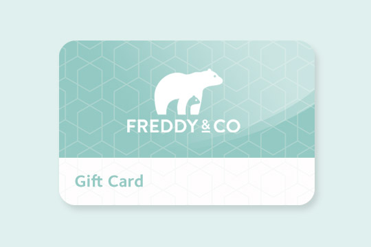 Freddy and Co Gift Card